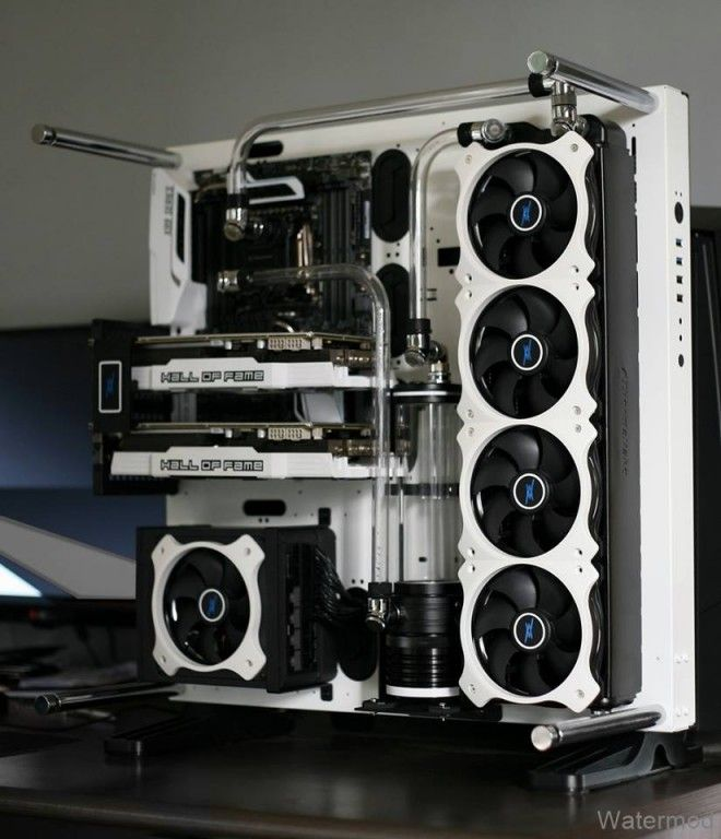 watermod tt core p5 approches differentes watercooling