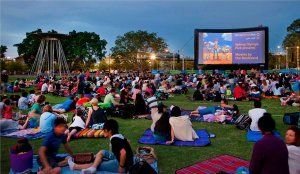 Head to Sydney Olympic Park this January for the Movies by the Boulevard event and enjoy free outdoor films. #movies #moviesbytheboulevard #outdoor #openaircinema #free #sydneyolympicpark #screenings