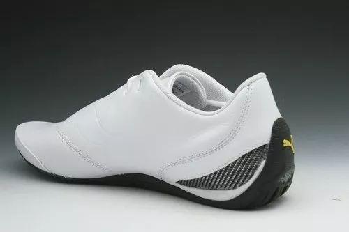 tenis puma drift cat 3 scuderia ferrari low blanco negro gym