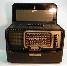 Resultado de imagen para radios antiguas