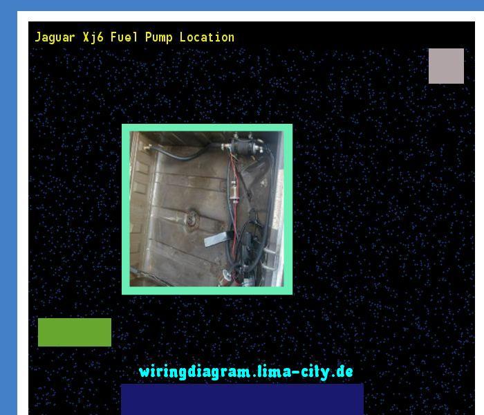 Jaguar Xj6 Fuel Pump Location  Wiring Diagram 18216