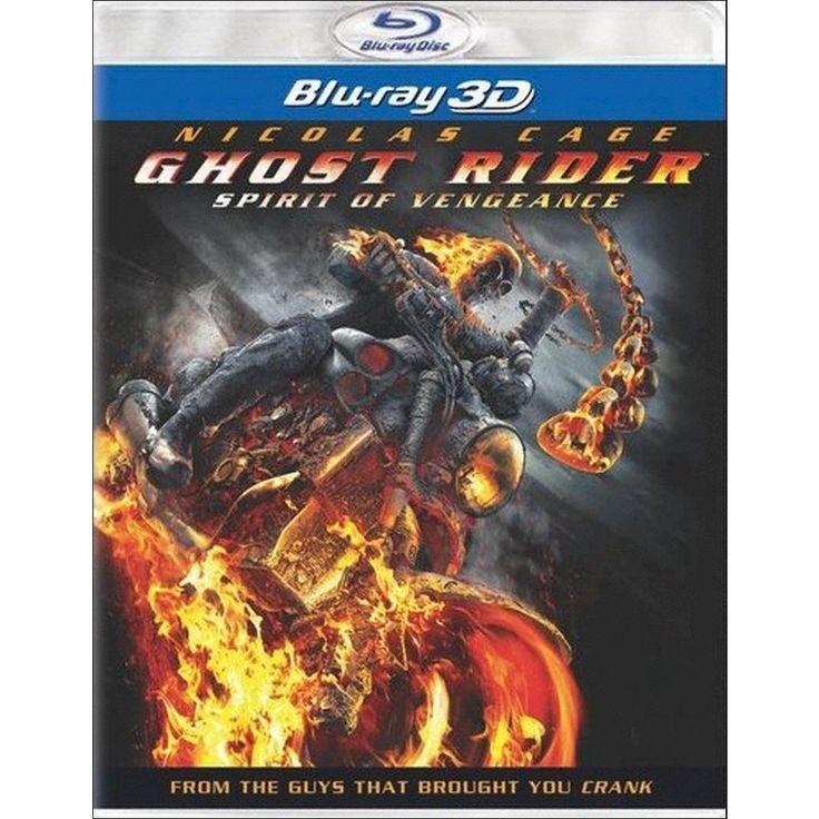 Ghost Rider: Spirit of Vengeance [Includes Digital Copy] [UltraViolet] [3D/2D] [Blu-ray]