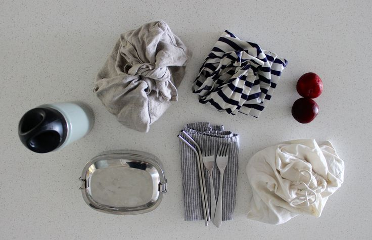 What to pack for a zero waste road trip   Zero waste, plastic free travel tips   Litterless