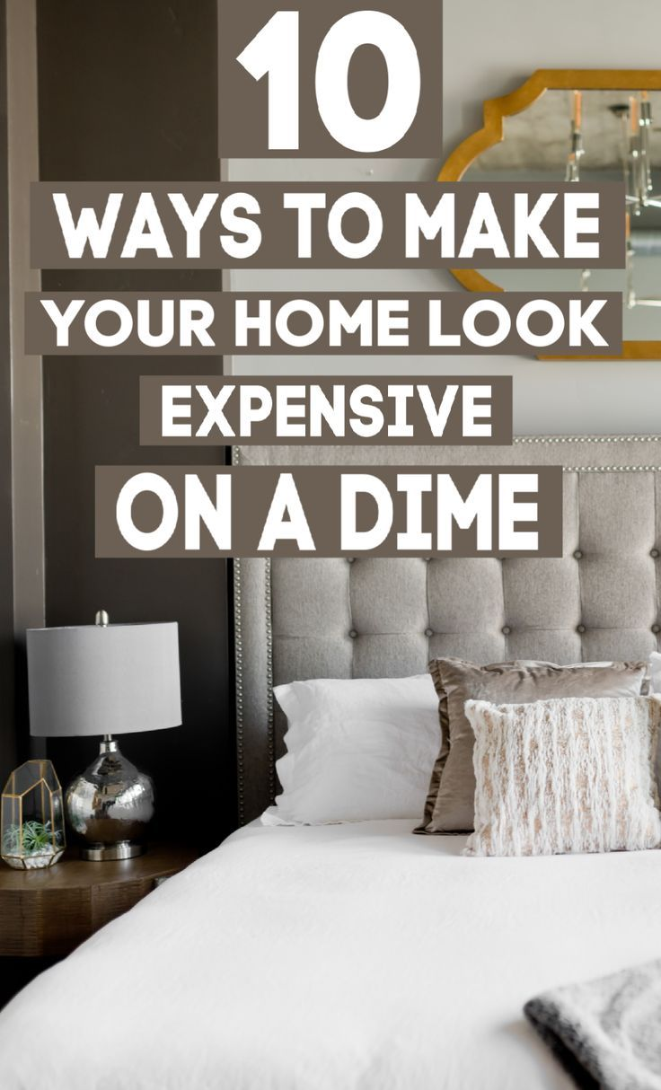 10 Awesome Cheap Home Decor Hacks And Tips Cheap Home Decor