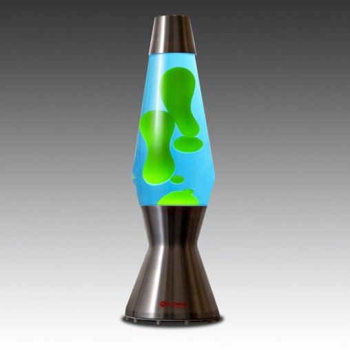 An intriguing lighting device created by Mathmos. A futuristic Lava Lamp.