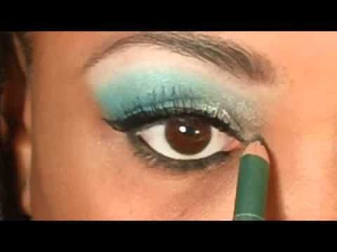 Philadelphia Eagles Make Up Tutorial