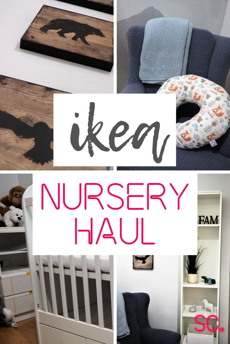 Here Are Some Amazing Ideas For Your Nursery On A Budget From The One And Only Ikea! #ikeanurseryideas #ikeanurs… In 2020 | Ikea Nursery, Cheap Nursery Ideas, Nursery Crib