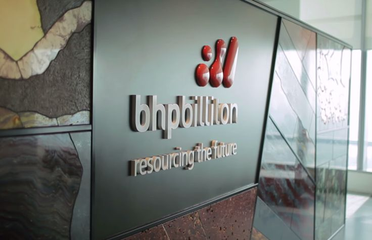 BHP Billiton Limited | Zen Office Signage