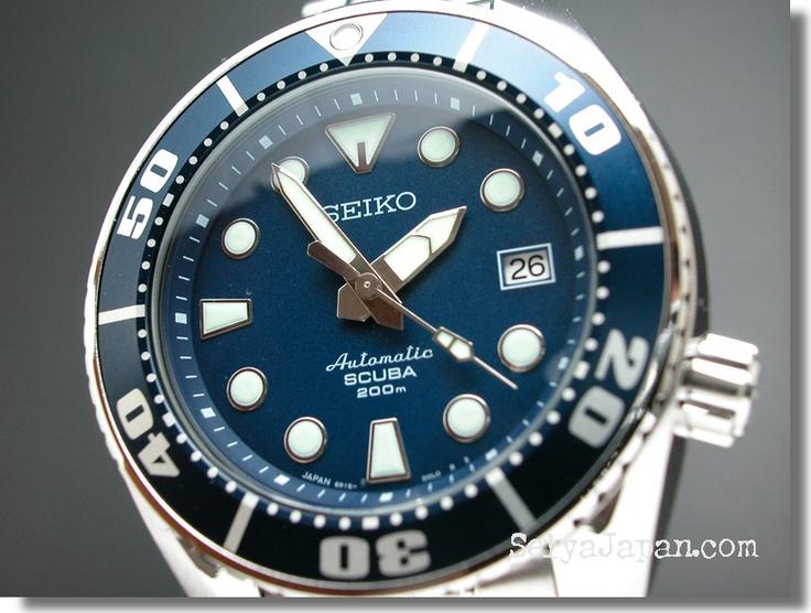 Seiko Sumo SBDC001 Watches And Nato Straps Pinterest