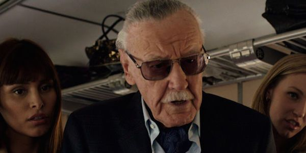 Watch Marvel's Touching Tribute To Stan Lee's Wife #FansnStars