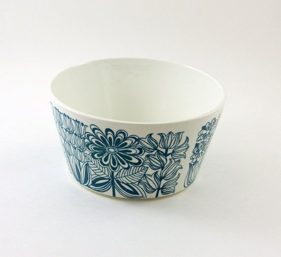 Arabia Keto Vegetable Serving Bowl  Designed by by bitofbutter