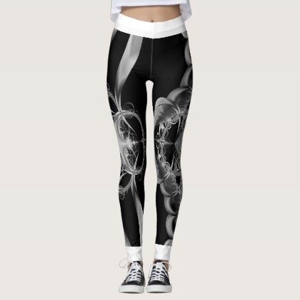 Funky leggings - modern style idea design custom idea