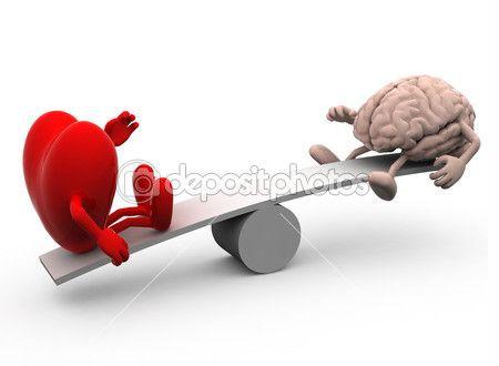 Hinta a szív és az agy — Stock Fotó © fabioberti.it #32595711
