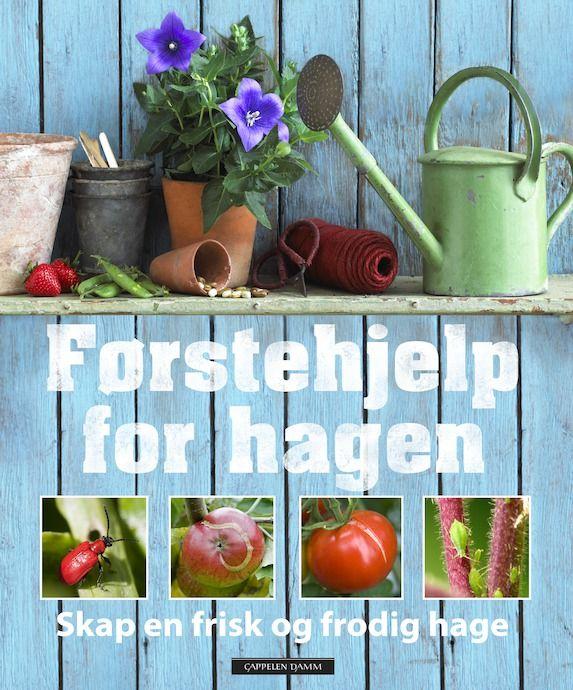 Har du plagsomme snegler i hagen, er blomstene eller epletrærne angrepet av meldugg eller er hagen full av ugress? Med denne boken får du endelig den hjelpen du trenger!