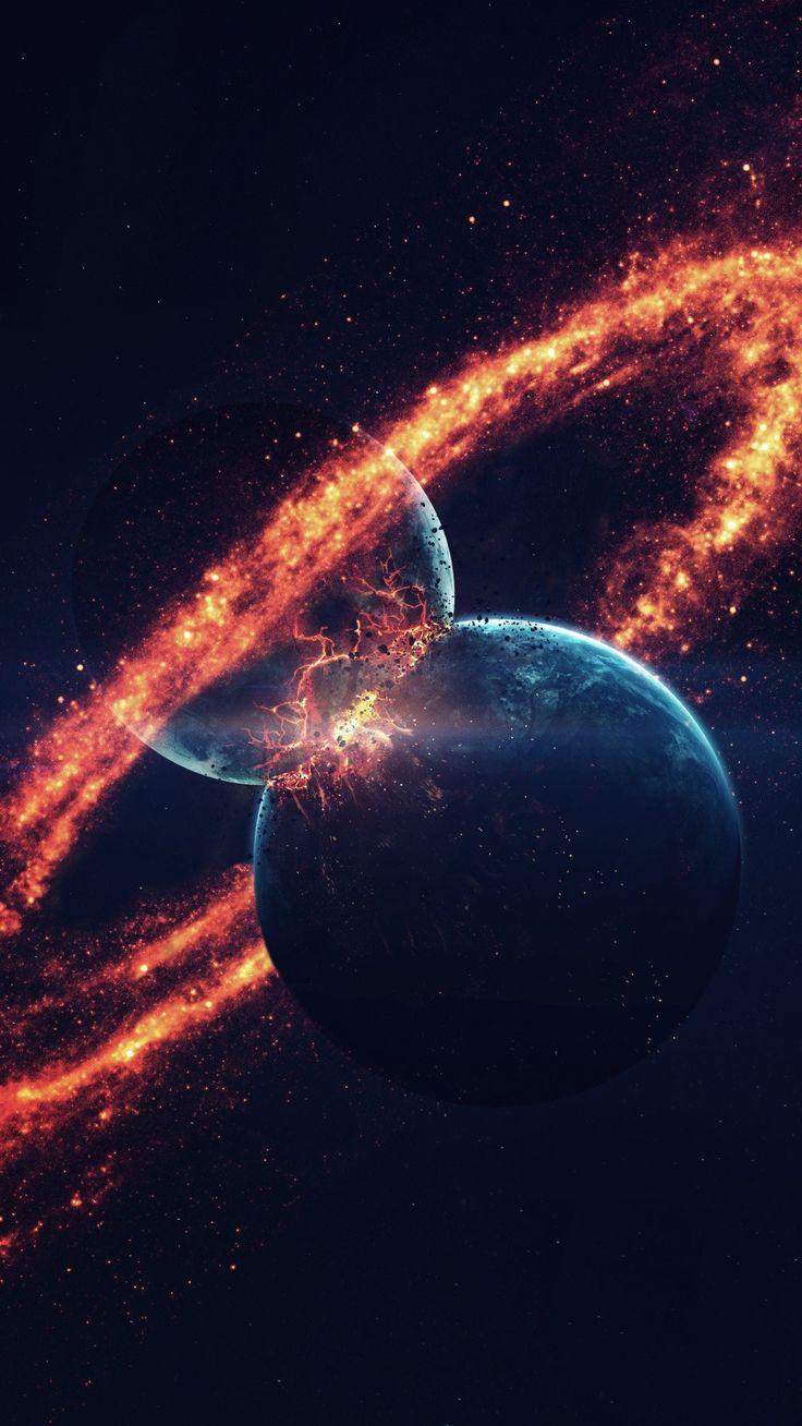 O Caos E Sua Beleza Wallpaper Space Outer Space Wallpaper Space Artwork