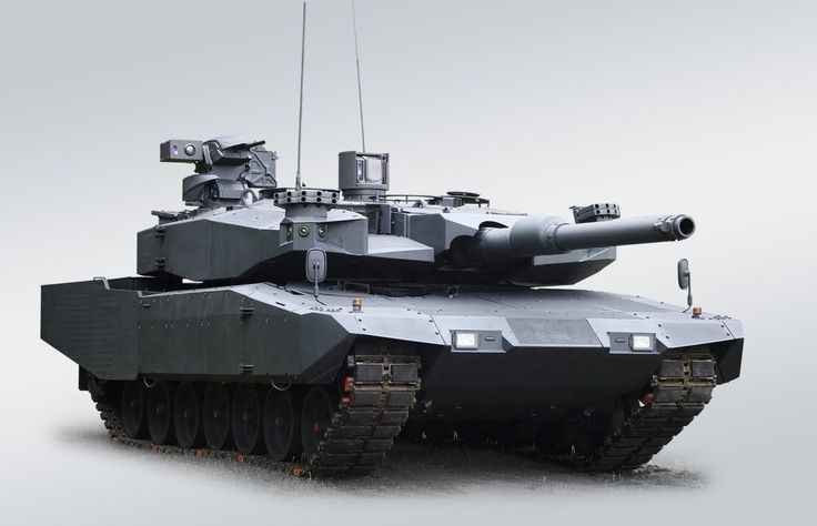 The Krauss-Maffei/Rheinmetall Leopard is a fairly decent Main Battle Tank. It's, for example, the fastest MBT in existence. And its crew is protected against Nuclear, Biological and Chemical threats by a NBC overpressurization system. It can also drive completely submerged under several meters of water.