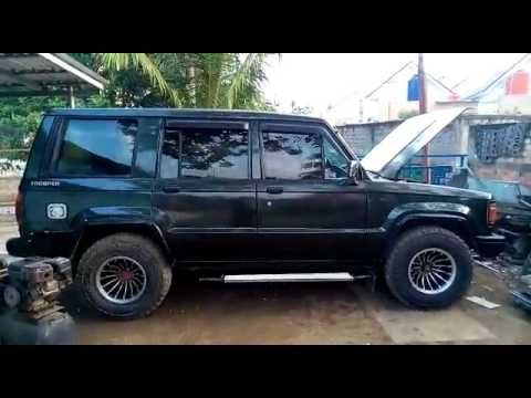 Isuzu Chevrolet Trooper 4x4 Diesel Owner By Andri Indrajaya