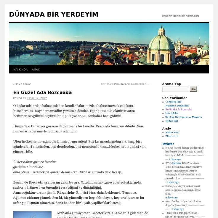 Website 'http://dunyadabiryerdeyim.com/2012/11/12/en-guzel-ada-bozcaada/' snapped on Snapito! // Ada Cafe® Bozcaada