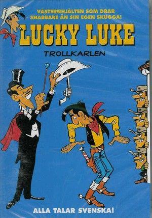 Lucky Luke - Trollkarlen (DVD) kr69