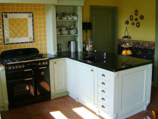 Landelijke Keuken Met Schiereiland : Meer dan 1000 idee?n over Keuken Schiereiland op Pinterest – Keukens
