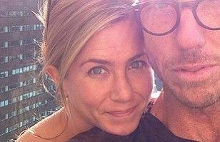 Jennifer Aniston: sin maquillaje