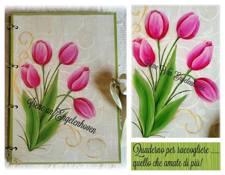 Quest'anno la Primavera l'accolgo cosi.....con un fiore che rappresenta anche le mie origine e che adoro particolarmente! Sempre per un book di raccolta ricette, oggetto richiestissimo! Irene Van Engelenhoven insegnante One Stroke di livello1,2,Advanced W-Oil   Roma,Lazio http://www.irene-vanengelenhoven.it/wp/index.php/2016/03/21/e-arrivata-la-primavera/