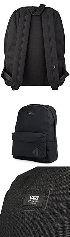 Vans Book Bag. Vans Old Skool II Backpack Black.  #vans #book #bag #vansbook #bookbag