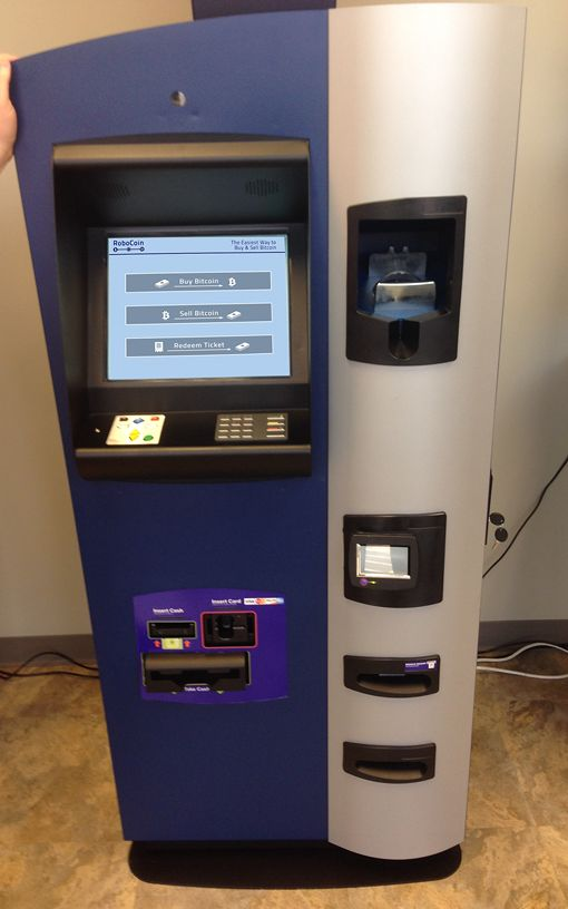 Robocoin Plans To Install Bitcoin ATMs In Seattle And Texas Later This Month
