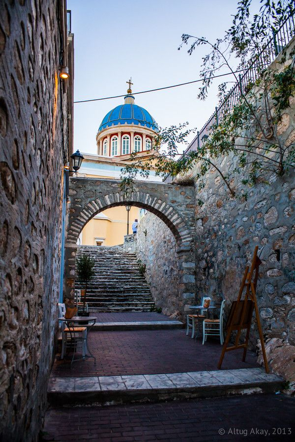 Agios Nikolaos, Syros, Greece