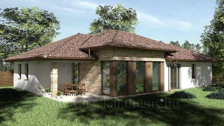 Göd - mediterrán családi ház