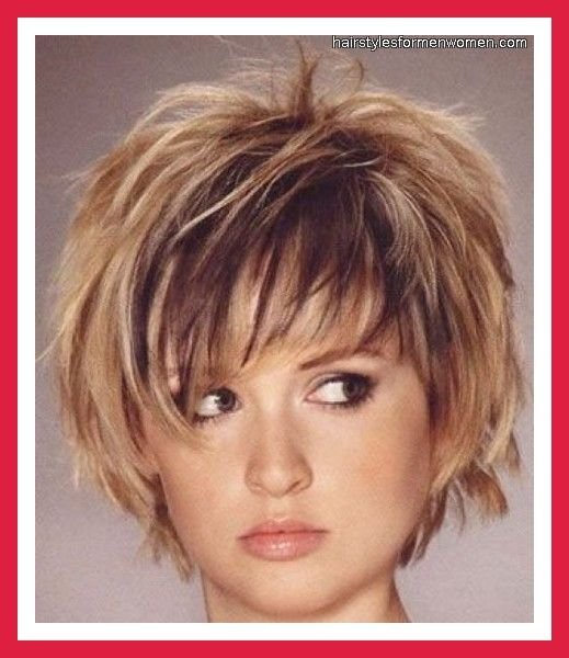 Short+Edgy+Hairstyles+For+Round+Faces | Hairstyles for Short Hair and Round Faces