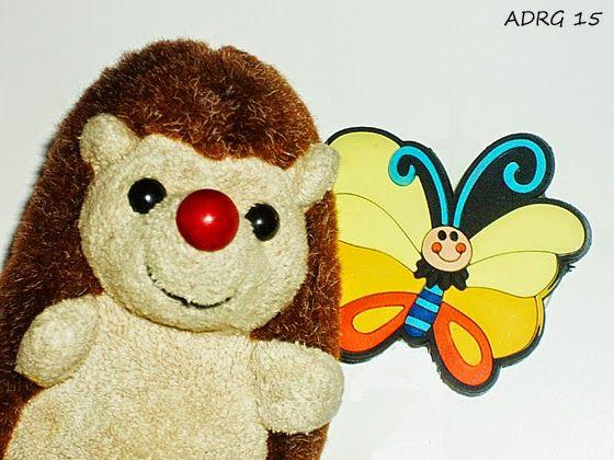 Descubre la Naturaleza y sus maravillas, ¡Nos esperan un montón de mariposas y otras cosas!