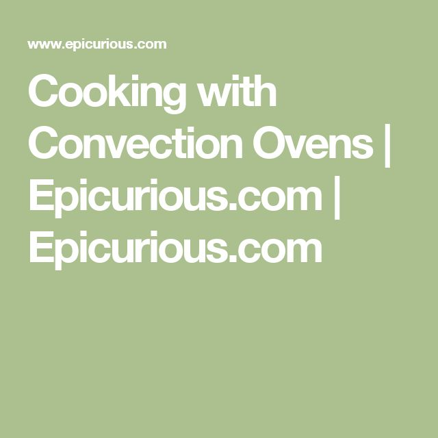 how to cook a turkey in a gas convection oven
