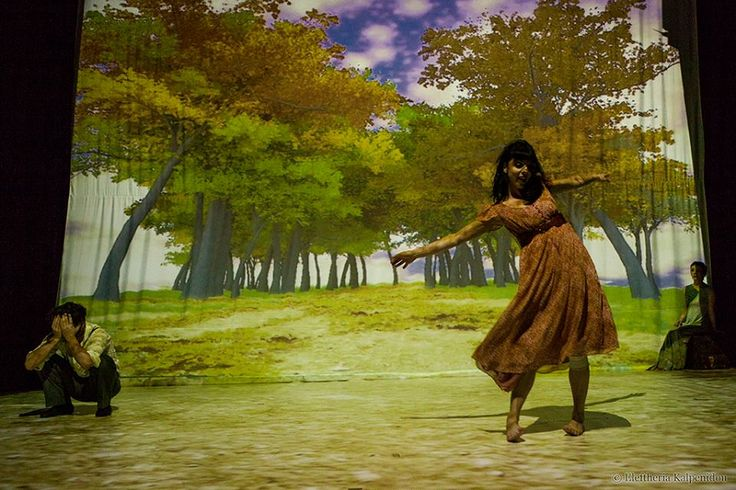 χοροθεατρική παράσταση «Μια άλλη κίνηση»