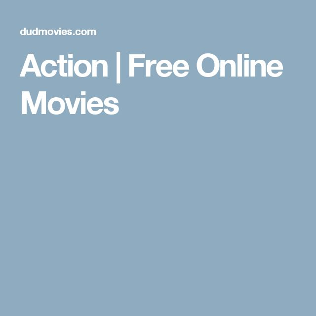 Action | Free Online Movies