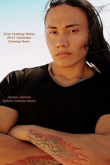 JuWan Lakota - Oglala Lakota | Beautiful Warriors | Pinterest Americans