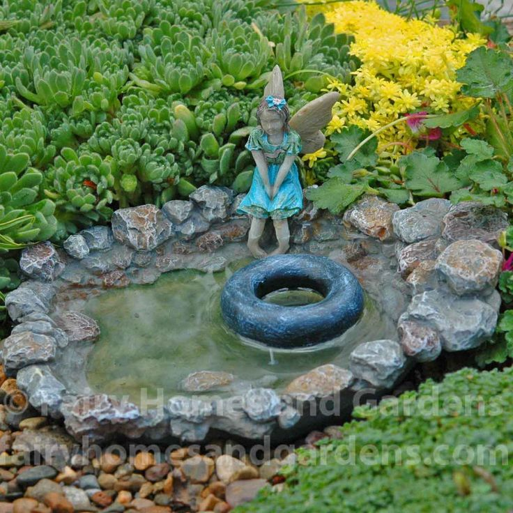 Fairy Homes and Gardens - Fairy Swimming Hole, $15.75 (https://www.fairyhomesandgardens.com/fairy-swimming-hole/)