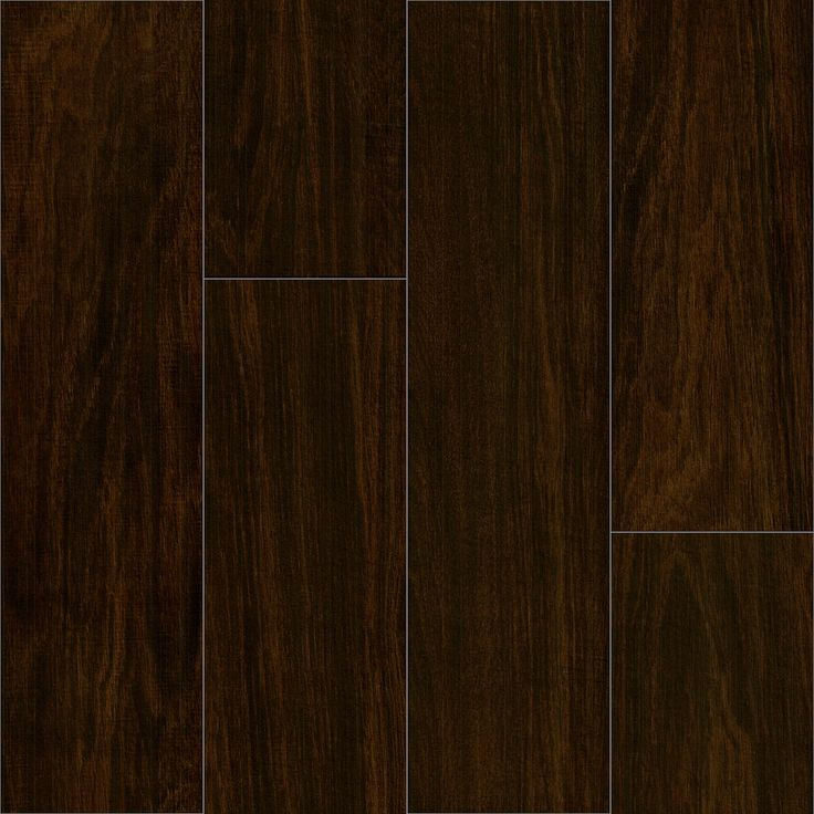 Florida Tile Walnut 6 Quot X 24 Quot Wood Grain Porcelain Tile