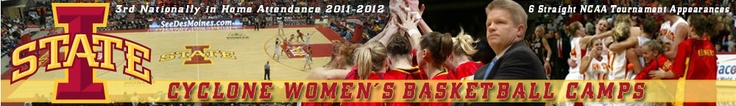 Iowa State University - Women's Basketball Camps
