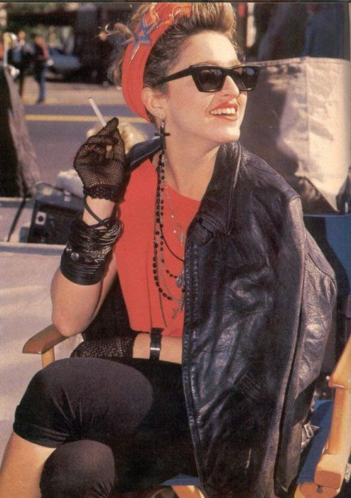 Madonna Circa 1980s