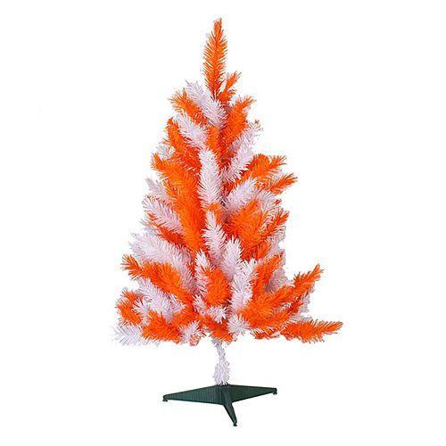 Tennessee Christmas tree. Vols tree