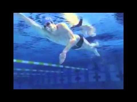 Идеальная техника от 18-ти кратного ОЧ Майкла Фелпса - YouTube