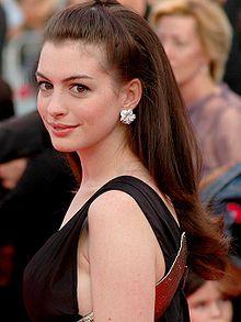 i just had Anne Hathaway movie marathon.....my favorite the Princess Diaries