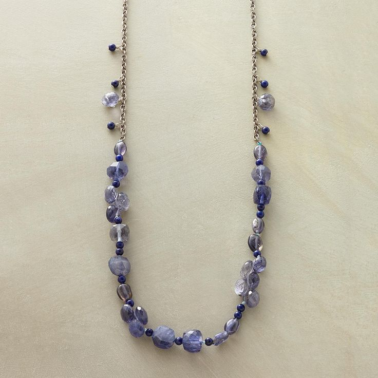pendants vertical oneiro jewelry gemstone shop iolite necklace