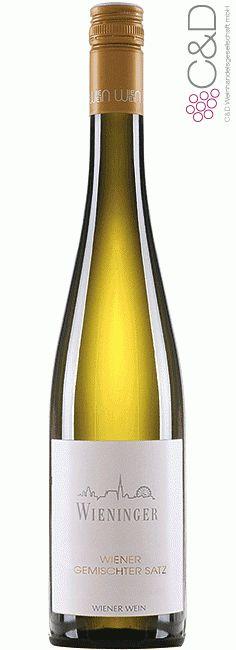 Folgen Sie diesem Link für mehr Details über den Wein: http://www.c-und-d.de/Wien/Wiener-Gemischter-Satz-BIO-2016-Weingut-Wieninger_72053.html?utm_source=72053&utm_medium=Link&utm_campaign=Pinterest&actid=453&refid=43 | #wine #whitewine #wein #weisswein #wien #Österreich #72053