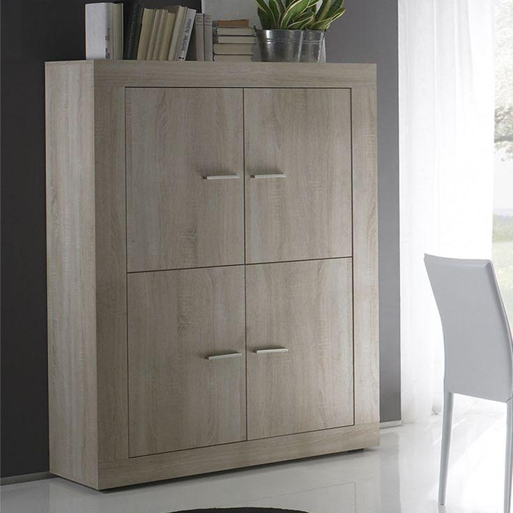 38 best buffet haut moderne design contemporain images on pinterest contemporary design. Black Bedroom Furniture Sets. Home Design Ideas