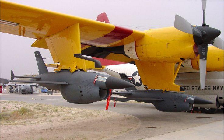 DC-130 w/ Firebees