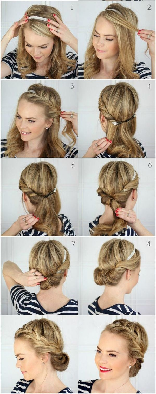 nursing graduation hairstyles