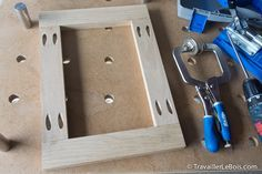 (French) Blogger Review of the Kreg Jig® K4 Master System