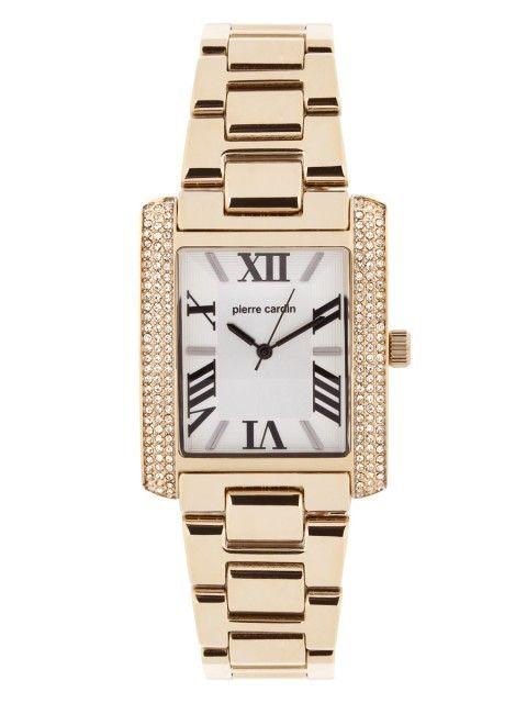 Pierre Cardin Gold Watch // 5468